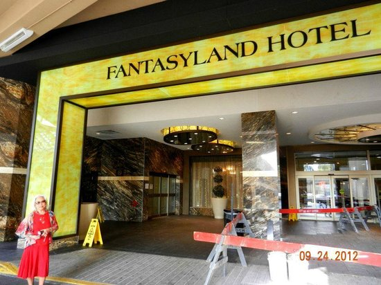 Fantasyland Hotel West Edmonton Mall