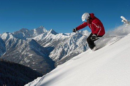 Tamarack Lodge : Panorama Skiing
