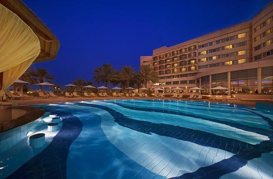 Danat Jebel Dhanna Resort: Danat Pool