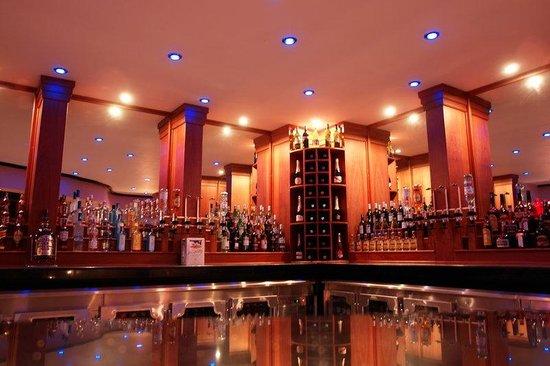 هوتل ساوث بيتش ريزورت: Bar/Lounge
