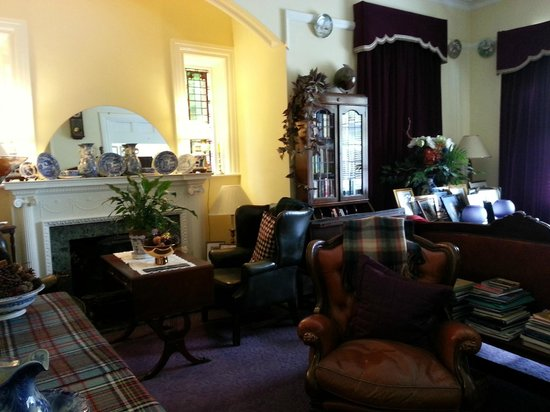 Old Rectory: Sitting Area
