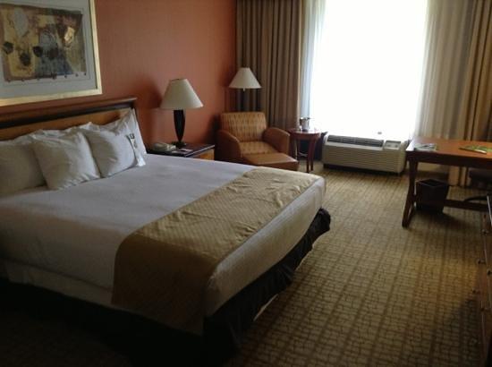 DoubleTree by Hilton Hotel Atlanta Airport: King room