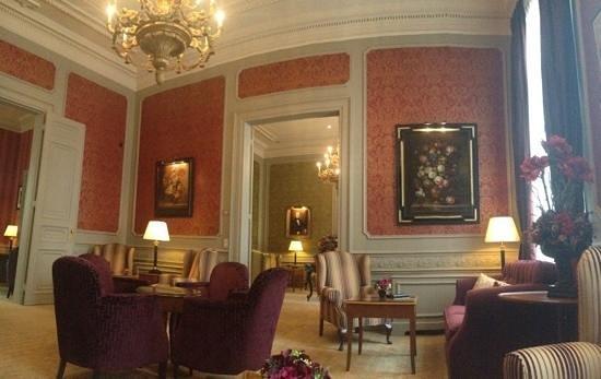 Oud Huis de Peellaert: lobby