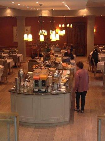 Oud Huis de Peellaert: café da manhã
