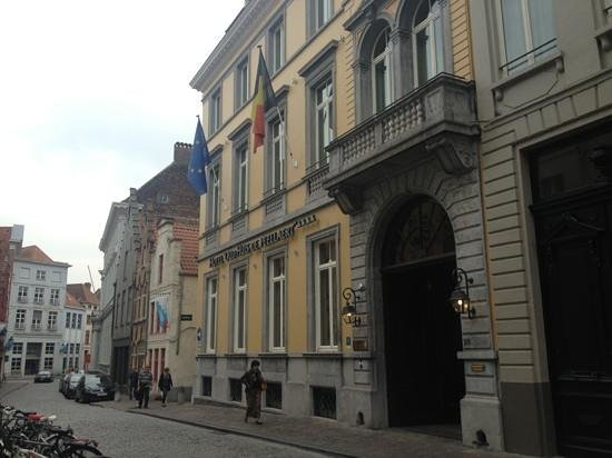 Oud Huis de Peellaert: frente do hotel