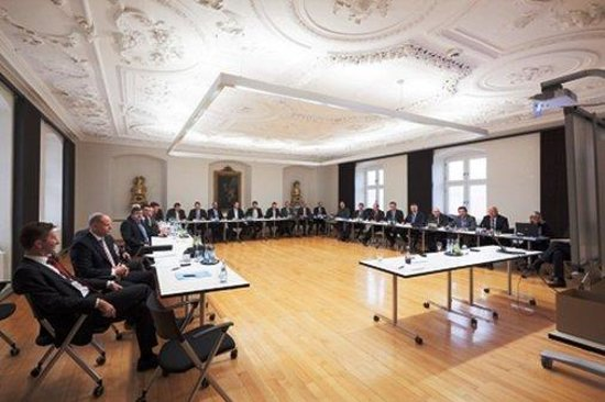 Kloster Holzen Hotel: Meeting Room
