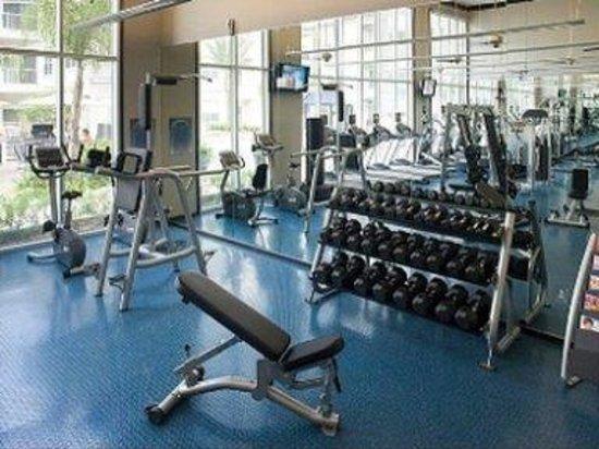 Lux Eclipse Apart'Hotel West Houston: Gym