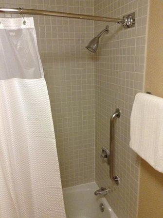 Courtyard Herndon Reston : Shower
