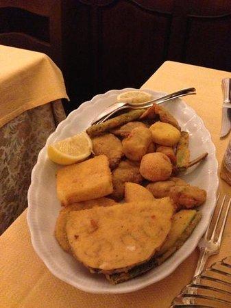 Da Pietro : fritto misto piemontese!