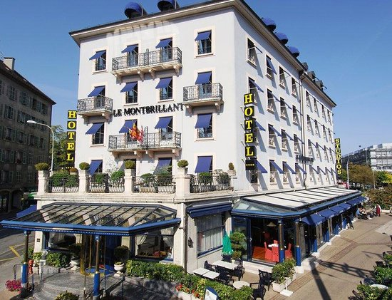 Photo of Hotel Residence Le Montbrillant Geneva