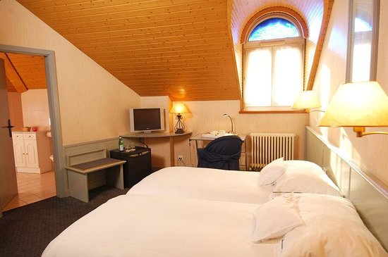 Hotel Residence Le Montbrillant: Double Room