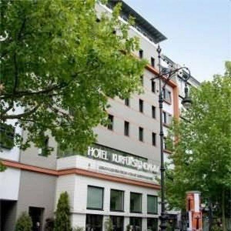 Hotel Kurfürstendamm am Adenauerplatz: Exterior