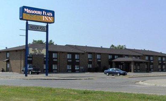 Missouri Flats Inn Building