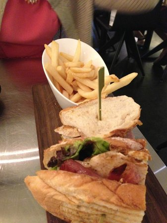 Jones the Grocer : Sandwich!