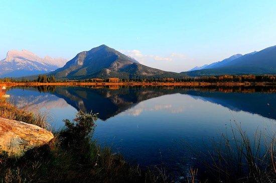 Vermilion Lakes: What a beauty!