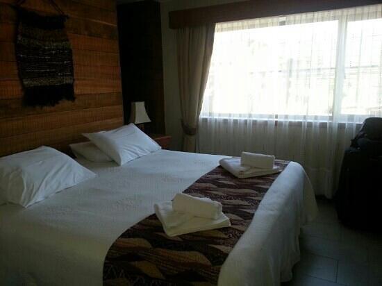 Hotel Vientos del Sur: Habitacion