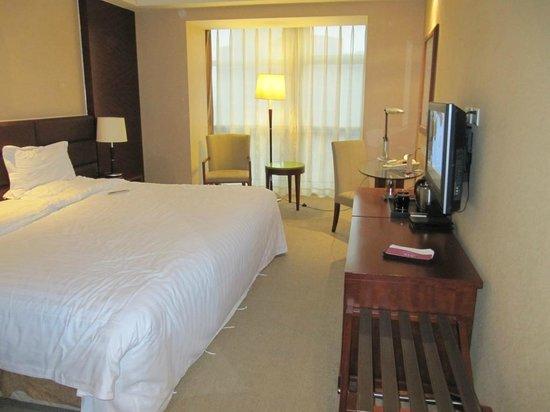 Yuyang Hotel: Room