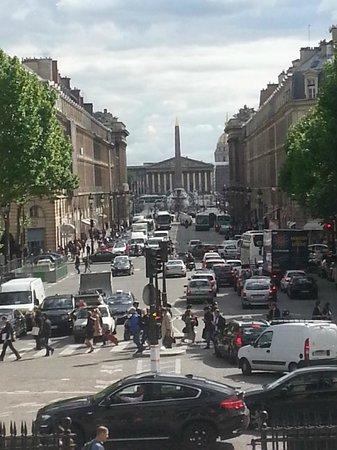 Hotel de Paris Montmartre : Near by the hotel