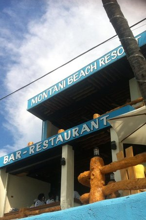 Montani restaurant