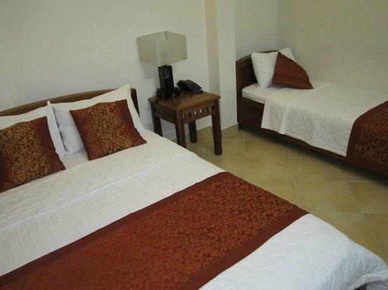 Bich Duyen Hotel: My Bedroom