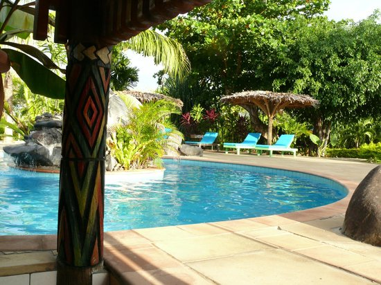 Amoa Resort: Resort pool