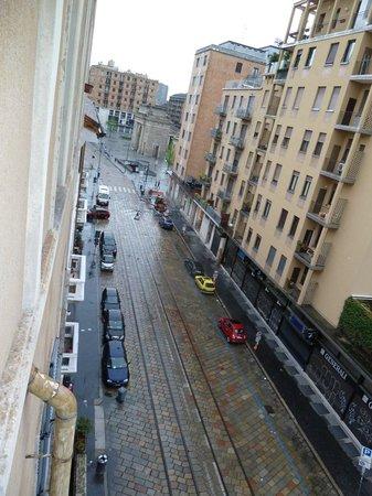 Porta Garibaldi B&B: View left