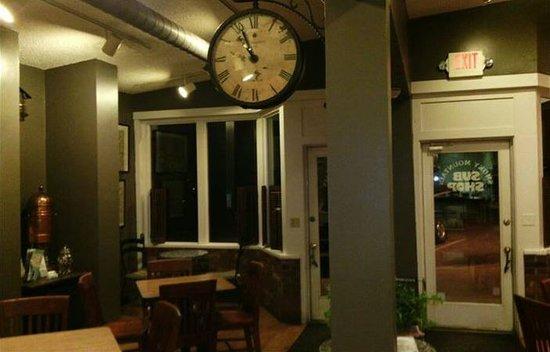 Smoky Mountain Sub Shop: Old Clock