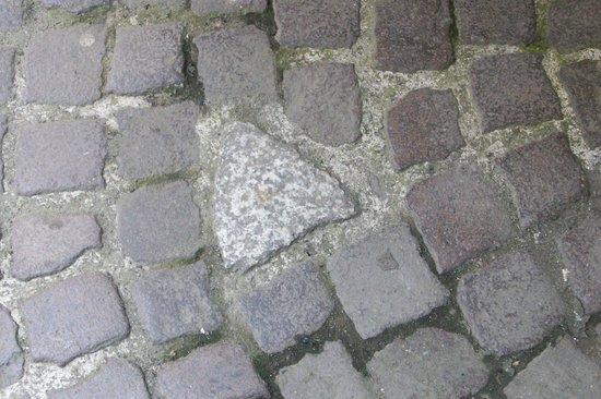 Novara, Itália: la pietra che porta fortuna