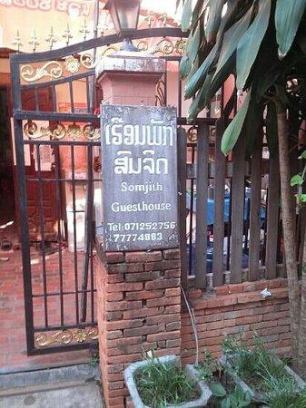 Somjith Guesthouse : somjith