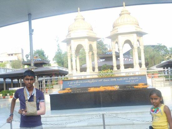 Shanti Kunj Gayatri Parivar Haridwar: at Shantikunj