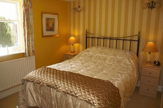 Vine House B&B and Self-Catering : Double en-suite