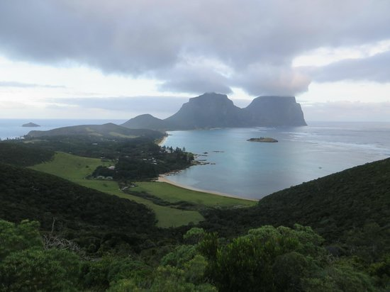 Capella Lodge: Lord Howe