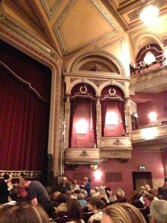 Festival Theatre: view