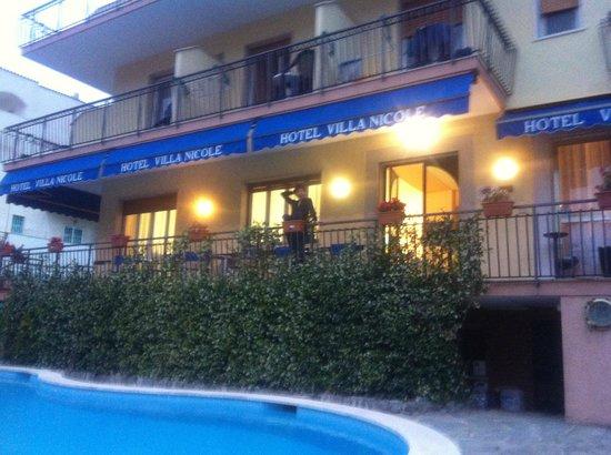 Hotel Villa Nicole: nella sua semplicità non mancava niente