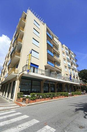 Hotel delle Palme: The Hotel