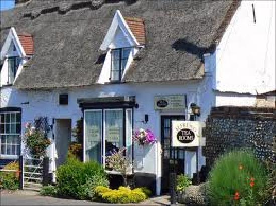 Ludham, UK: Alfresco Tea Rooms