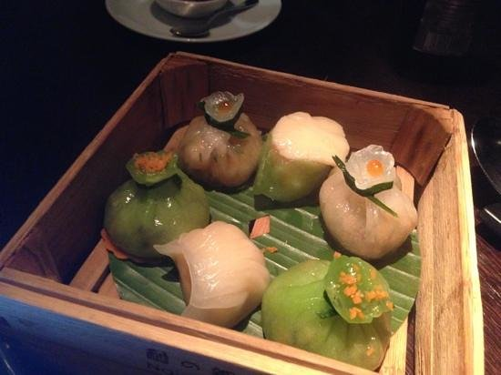 Plum Valley Restaurant : Dim Sum platter