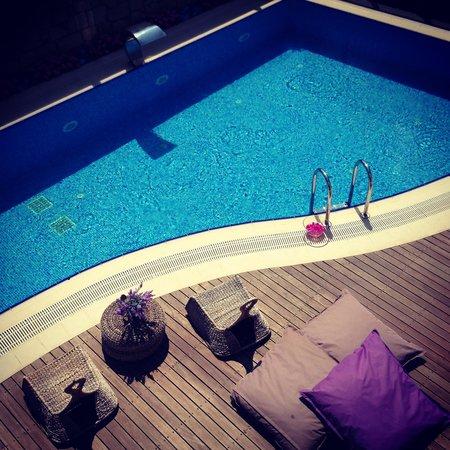 Chigdem Hotel: Huzur:)