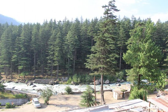 Hotel Hema Holiday Home : view from room