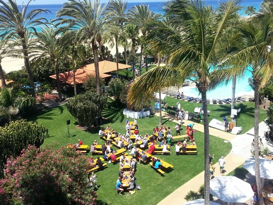 Robinson Club Jandia Playa: Bayerisches Fest