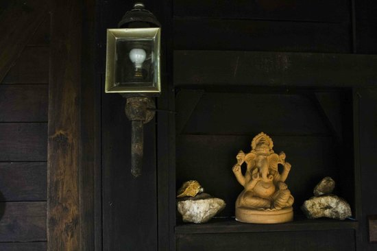 The Machan: Inside the 'Heritage Machan'.
