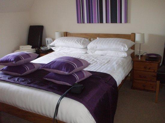 Feochan Bed and Breakfast: notre lit