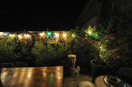 Le 20 : terrasse