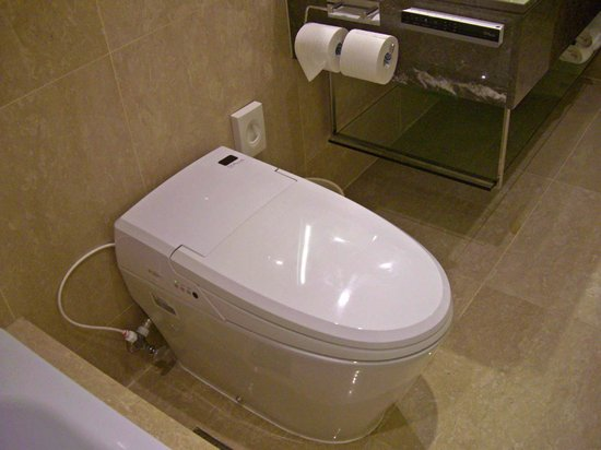Hilton Gyeongju: bathroom 4