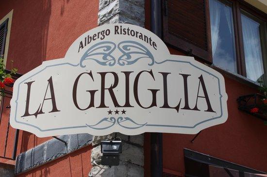 LA GRIGLIA: Logo