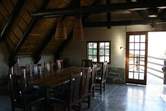 Dusternbrook Guest Farm: Aufenthaltsbereich
