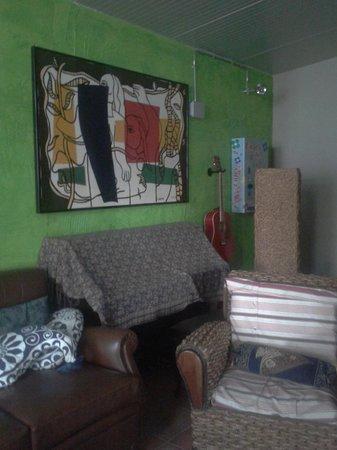 "Hostel Jammin' Rimini : ..la saletta ""very jamming"""