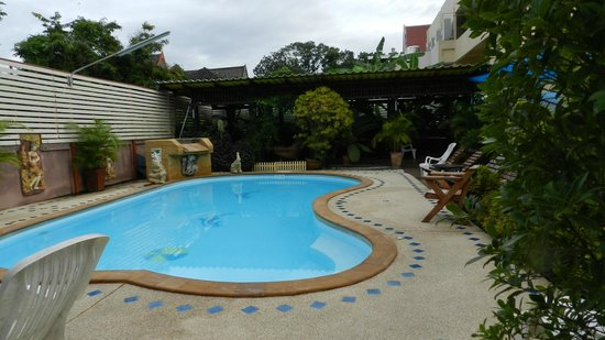 Grace Boutique Guest House: Piscine