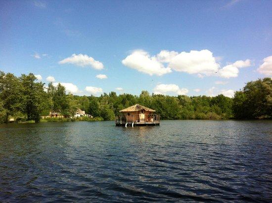 Les Cabanes des Grands Lacs : cabane coreil!