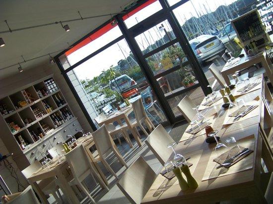 Le Kinawa: Le restaurant !